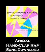 Animal Hand-Clap Rap