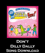 Don't Dilly Dally Song Download with Lyrics