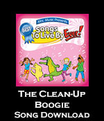 The Clean-Up Boogie Song Download with Lyrics