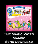 The Magic Word Mambo Song Download with Lyrics