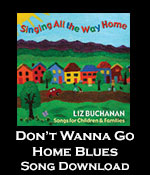 Don't Wanna Go Home Blues Song Download