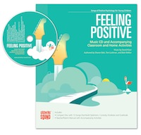 Growing Sound: Feeling Positive CD