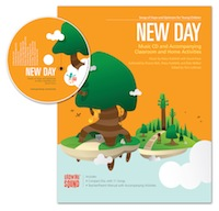Growing Sound: New Day CD
