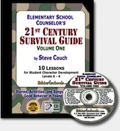 Elementary School Counselor's 21st Century Survival Guide, Vol. 1