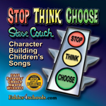 Steve Couch: Stop Think Choose Music CD