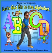 Jack Hartmann: Let's Get Fit to the Alphabet
