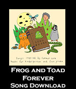 Frog and Toad Forever Song Download with Lyrics
