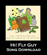 Hi! Fly Guy Song Download with Lyrics