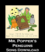 Mr. Popper's Penguins Song Download with Lyrics