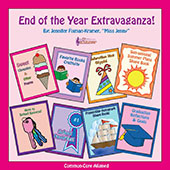 Miss Jenny: End of the Year Extravaganza Craftivities Download with Bonus Song