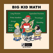 Intelli-Tunes: Big Kid Math CD