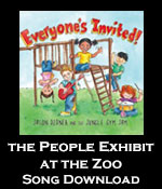 The People Exhibit at the Zoo Song Download with Lead Sheet