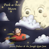 Peek-a-Boo Moon Song Download with Lead Sheet