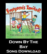 Down by the Bay Song Download with Lead Sheet