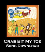 Crab Bit My Toe Song Download with Lyrics