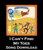 I Can't Find My Toes Song Download with Lyrics