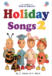 Holiday Songs Volume 2 Downloadable Album-Book Set