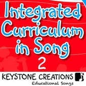 Integrated Curriculum in Song - 2nd & 3rd Year
