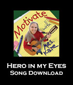Hero In My Eyes Download with Lyrics