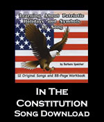 In The Constitution Song Download with Printables