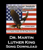 Dr. Martin Luther King Song Download with Printables