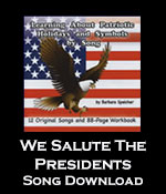 We Salute The Presidents Song Download with Printables