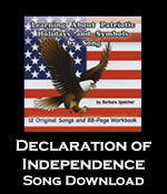 Declaration Of Independence Song Download with Printables