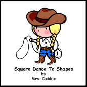 Square Dance to Shapes Song Download with Lyrics