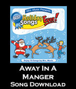 Away In A Manger Download with Lyrics