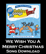 We Wish You A Merry Christmas Download with Lyrics