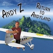 Return to Andyland Music CD
