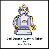 God Doesn't Want A Robot Song Download with Lyrics
