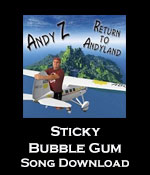 Sticky Bubble Gum Song Download with Lyrics