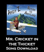 Mr. Cricket in the Thicket Song Download with Lyrics
