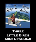 Three Little Birds Song Download with Lyrics