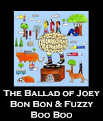 The Ballad of Joey Bon Bon and Fuzzy Boo Boo Song Download with Lesson Materials