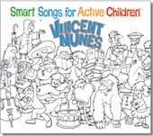 Vincent Nunes: Smart Songs For Active Children Album Download