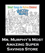 Mr. Murphy's Most Amazing Super SAvings Store Download with Lyrics
