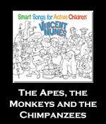 The Apes, The Monkeys and The Chimpanzees Download with Lyrics