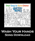 Wash Your Hands Song Download with Lyrics