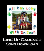 Line Up Cadence Song Download with Lyrics