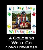 A Coloring We'll Go Song Download with Lyrics