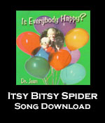 The Itsy Bitsy Spider Song Download with Lyrics