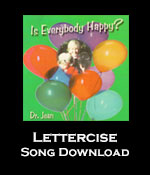 Lettercise Song Download with Lyrics