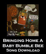 Bringing Home A Baby Bumble Bee Song Download with Lyrics