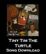 Tiny Tim The Turtle Song Download with Lyrics