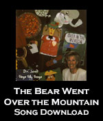 The Bear Went Over the Mountain Song Download with Lyrics
