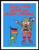 Sing, Dance, Laugh, and Learn German CD and Lyrics Booklet Set