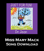 Miss Mary Mack Song Download with Lyrics