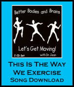 This Is The Way We Exercise Song Download with Lyrics